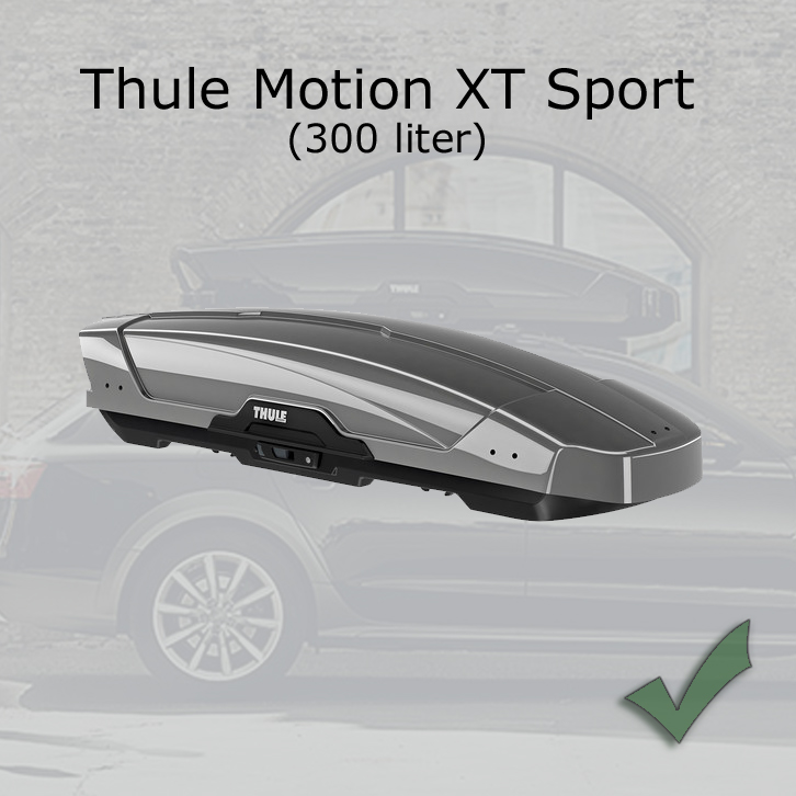 thule motion xt sport titan glossy. Black Bedroom Furniture Sets. Home Design Ideas
