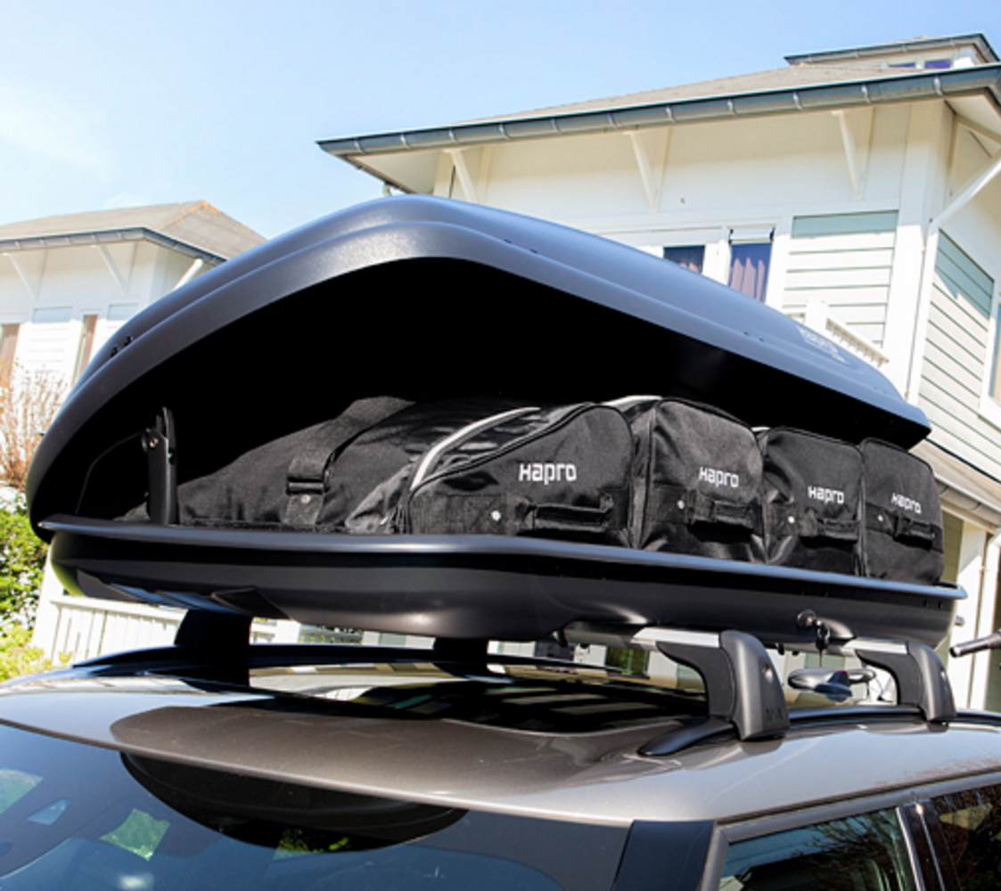 Hapro Roof Box Bag Set 4 Delige Dakkoffer Tassenset