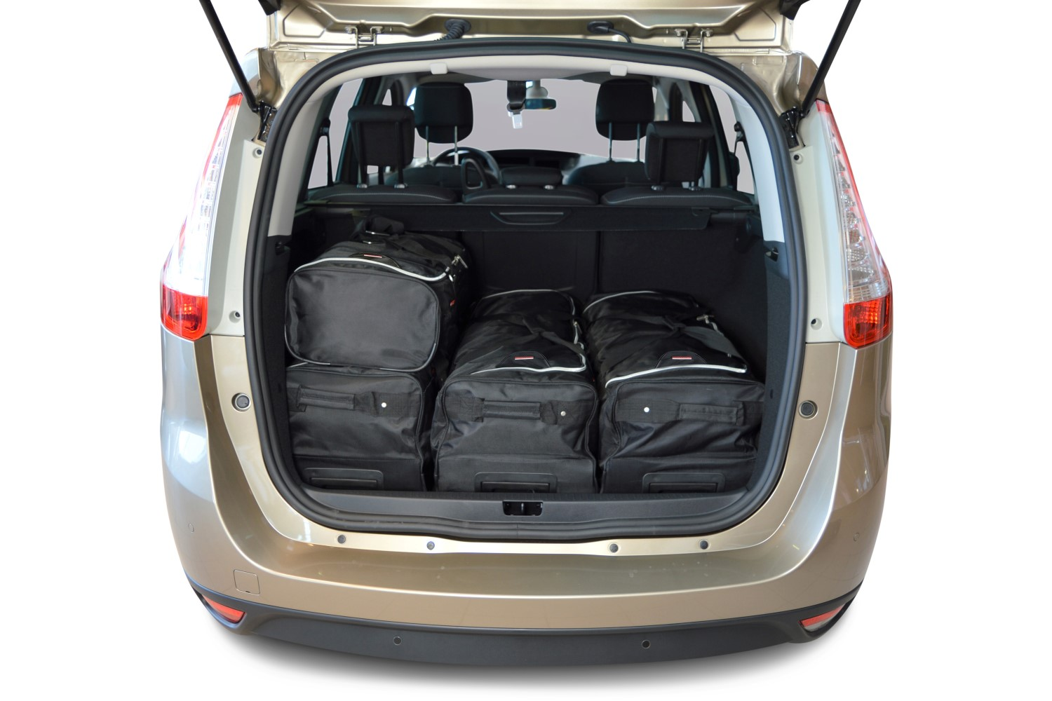 Fabelhaft CAR-BAGS - Renault Grand Scénic - R10102S &DD_61