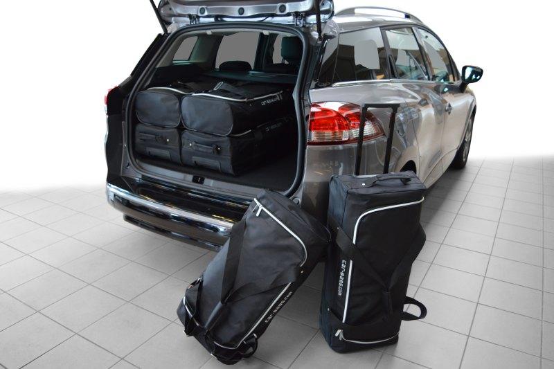 car bags renault clio iv estate grandtour r10601s. Black Bedroom Furniture Sets. Home Design Ideas