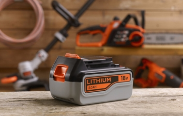 BLACK+DECKER Accu 18V 4,0 Ah Li-ion