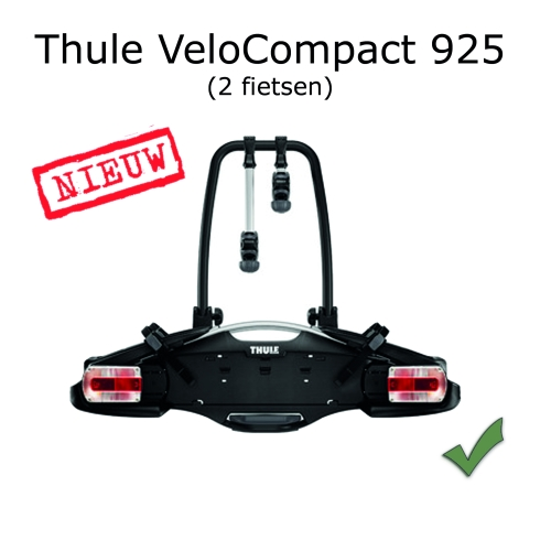 Thule velocompact 925 test